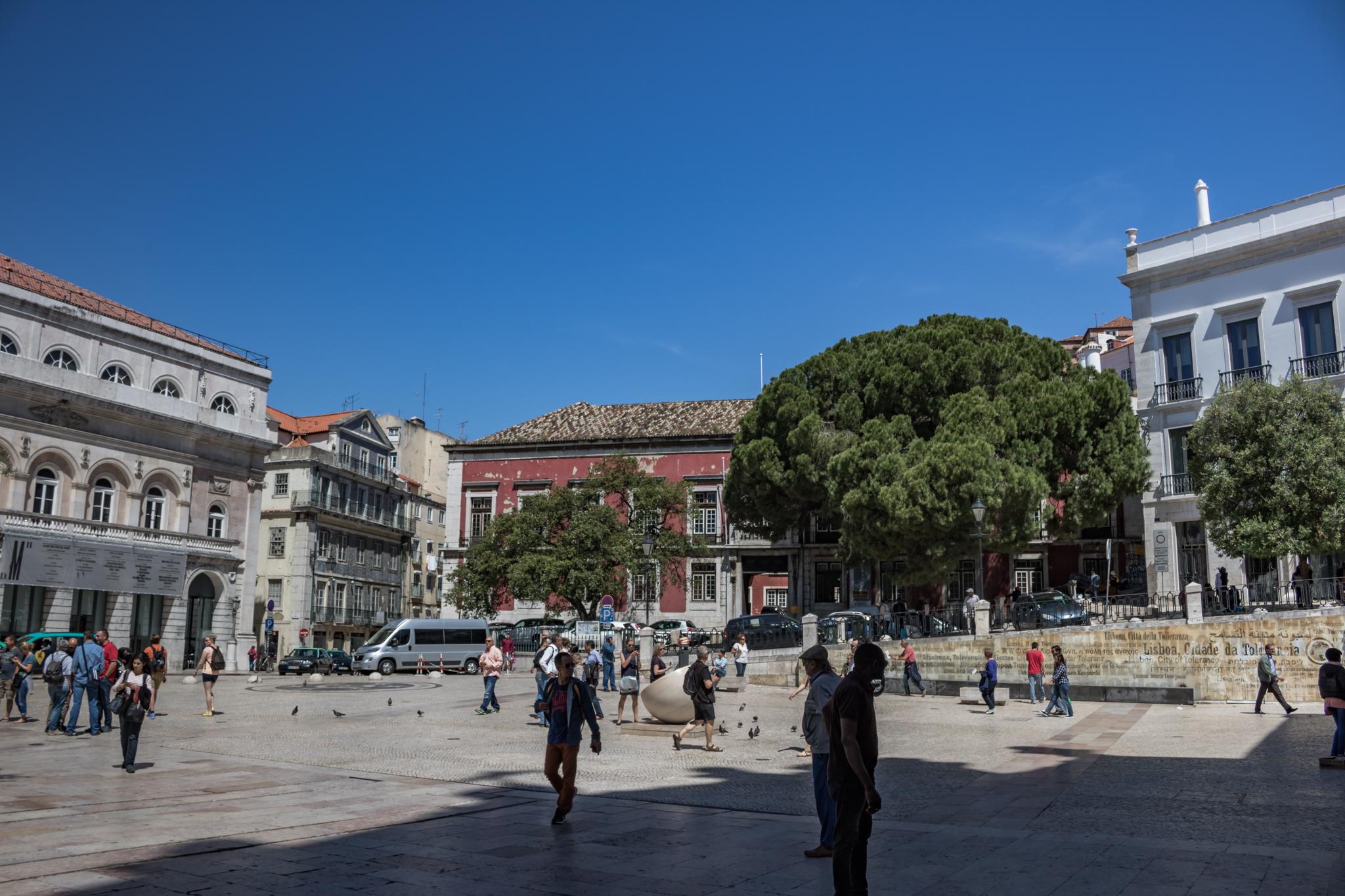 Reisen - Portugal - Lissabon